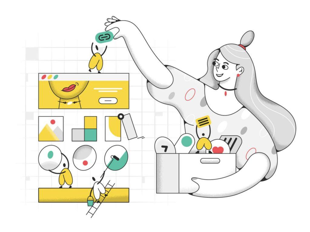 ابزار طراحی رابط کاربری سایت چیست؟