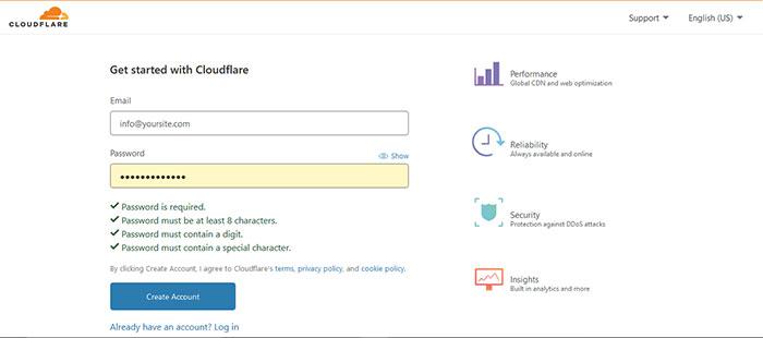 راهنمای جامع نصب و راه اندازی Cloudflare