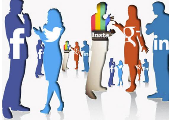 چطور سئوی وبسایت را با شبکه های اجتماعی بالا بکشید